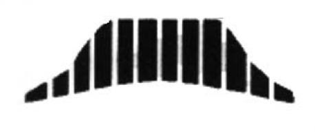 GALON NOIR RL 100 M POUR 56010/11/12/14/15 1636795NO